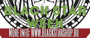 BLACK STAR WEEK
