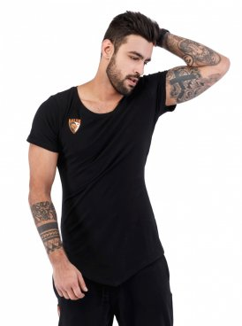 Men's t-shirt SPORT LINE ASSYMETRIC