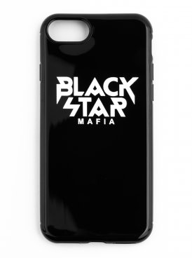 Case for phone BLACK STAR MAFIA glossy
