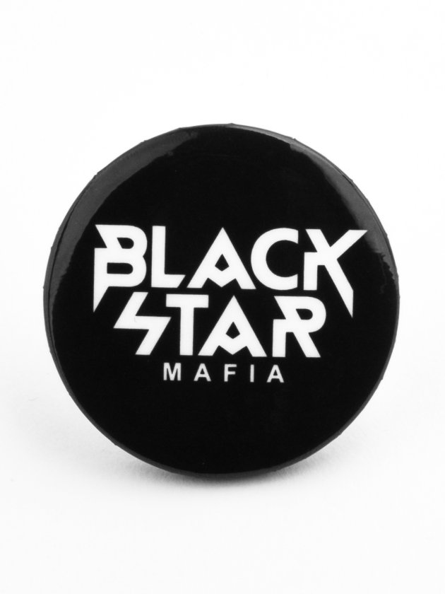 Значок MAFIA BLACK STAR от Black Star