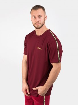Men's t-shirt GOLDIE VELOUR