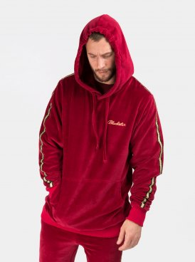 Men's hoody GOLD VELOUR