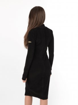 Women's dress GOLDIE VELOUR
