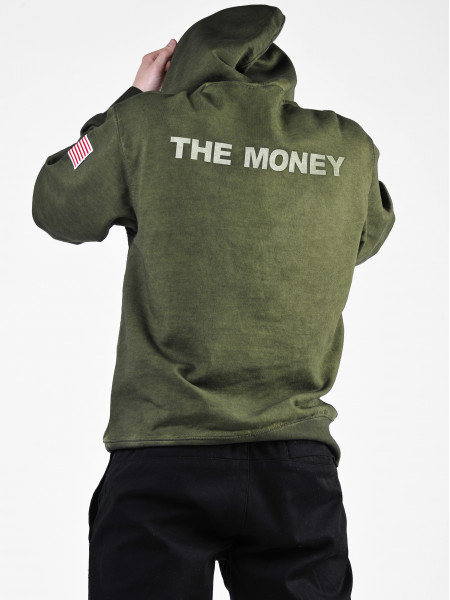 Худи THE MONEY VINTAGE