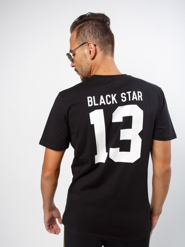 Футболка BASIC 13 от Black Star Wear