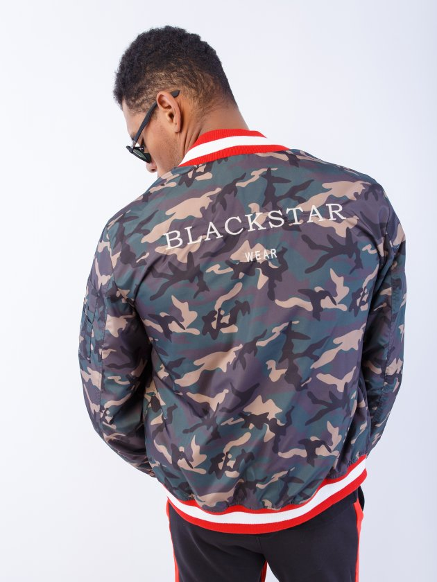Куртка BS ROYAL от Black Star Wear