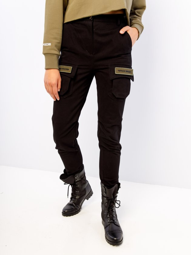 Брюки BS&ARMY от Black Star Wear