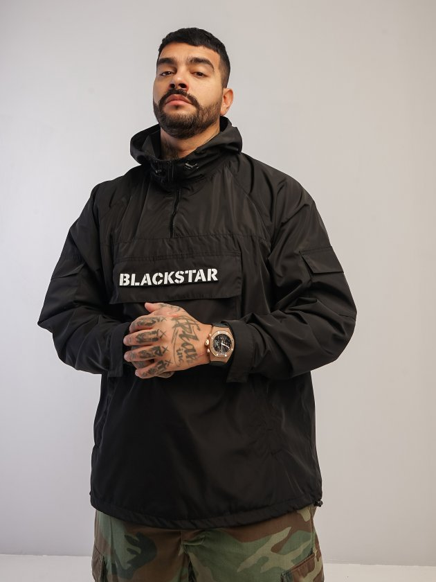 Куртка-анорак UNIT от Black Star Wear