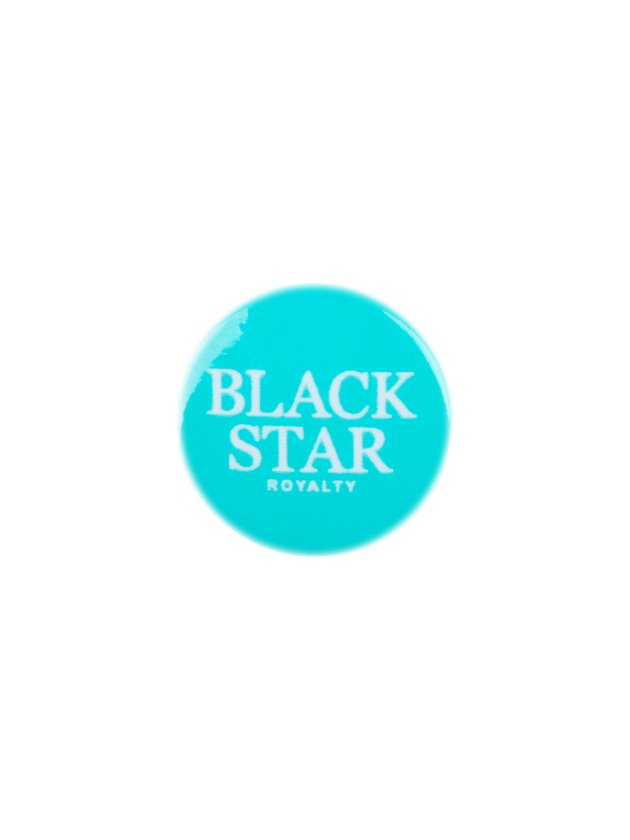 Значок ROYALTY BLACK STAR от Black Star