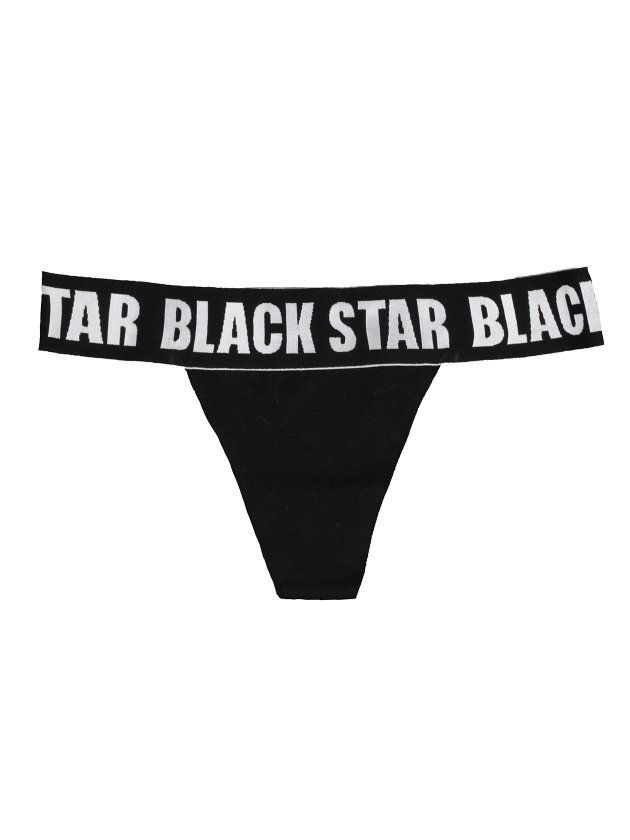 Трусы-стринги ORIGINAL BS (3 шт.) от Black Star Wear